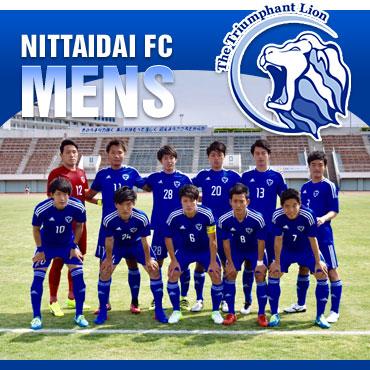 NITTAIDAI FC MENS 日体大FC男子チーム